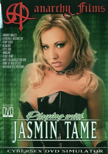 Играем с Жасмин Тейм /Playing With Jasmin Tame/ Anarchy Films (2006) купить порнофильм