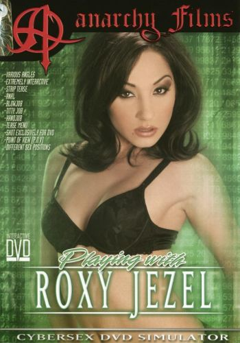 Играем с Рокси Джизл /Playing With Roxy Jezel/ Anarchy Films (2006) купить порнофильм
