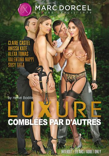 Моя жена оттрахана посторонними /Luxure Comblees Par D'Autres (My Wife Fucked By Others)/ Video Marc Dorcel (2018) купить порнофильм