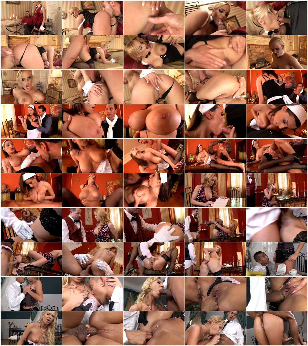 Порно фильмы служанки смотреть онлайн