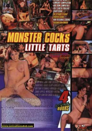 Огромные члены, маленькие щелки /Monster Cocks, Little Tarts/ купить