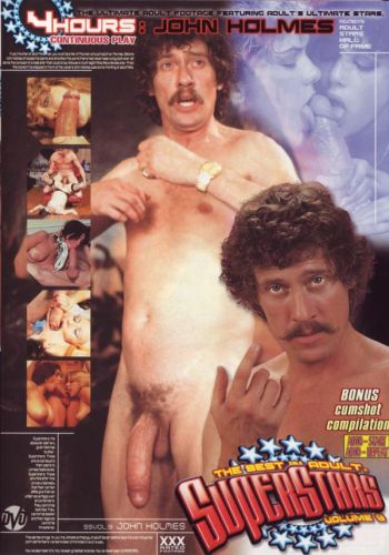 Купить DVD XXX порно фильм John Holmes superstars Джон Холмс супер.